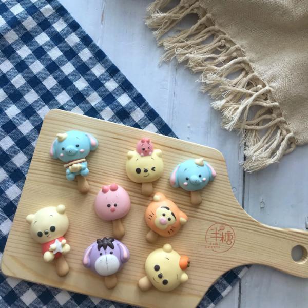 character meringue cookies online course