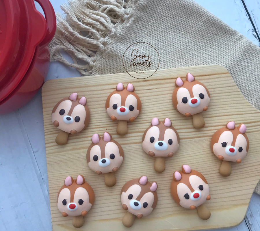 semisweets meringue cookies